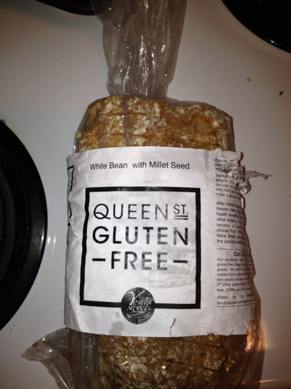 So far the best gluten free bread I have tried.