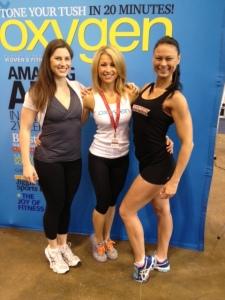 Erica Willick and Brianna Mogg